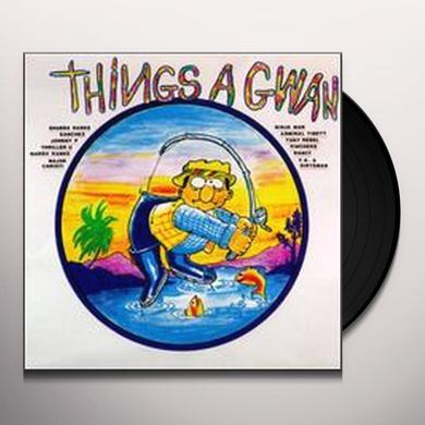 THINGS A GWAN / VARIOUS Vinyl Record