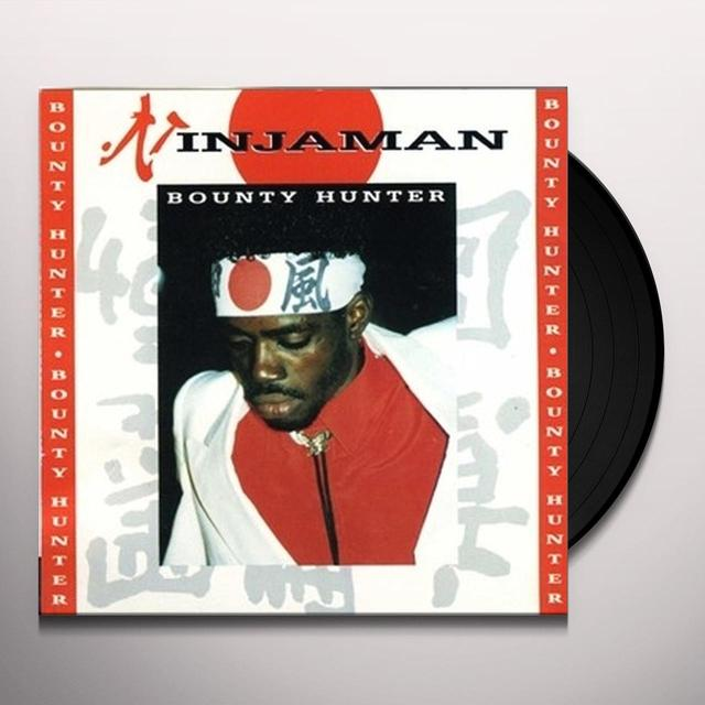 Ninjaman BOUNTY HUNTER (Vinyl)