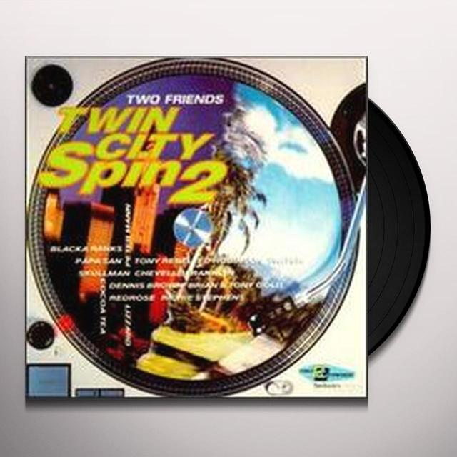 TWIN CITY SPIN 2 / VARIOUS Vinyl Record