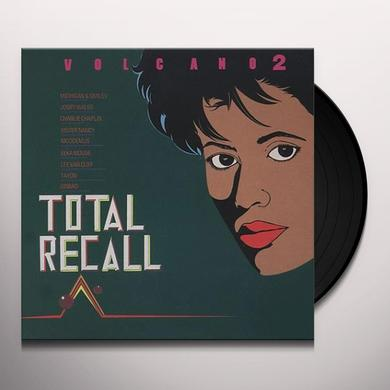 TOTAL RECALL 2 / VARIOUS Vinyl Record