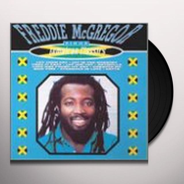 Freddie Mcgregor SING JAMAICAN CLASSICS Vinyl Record