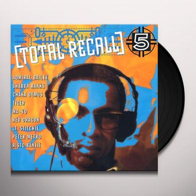 TOTAL RECALL 5 / VARIOUS Vinyl Record