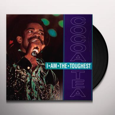 Cocoa Tea I'M THE TOUGHEST Vinyl Record