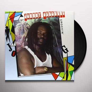 Johnny Osbourne GROOVIN Vinyl Record