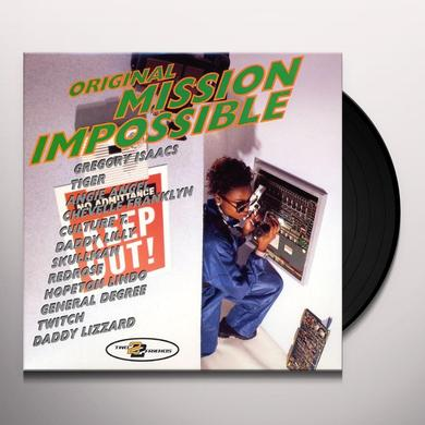ORIGINAL MISSION IMPOSSIBLE / VARIOUS Vinyl Record