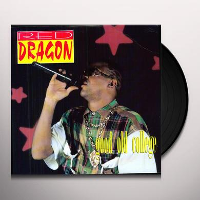 Red Dragon GOOD OLD COLLEGE Vinyl Record