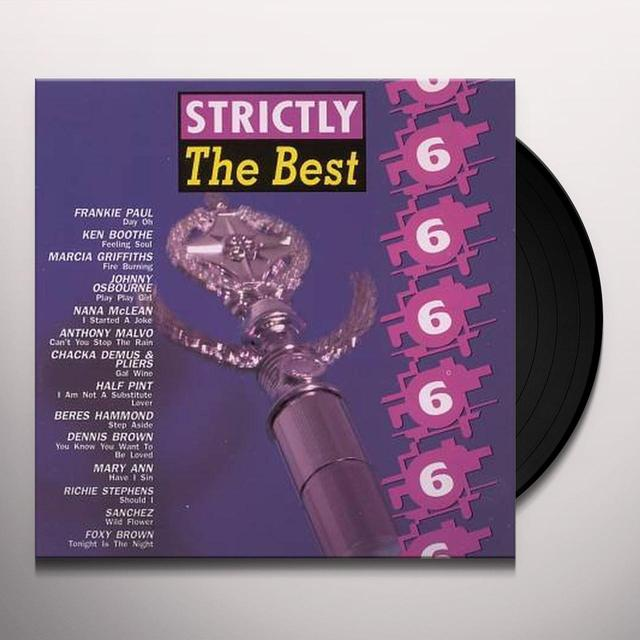 STRICTLY BEST 6 / VARIOUS (Vinyl)