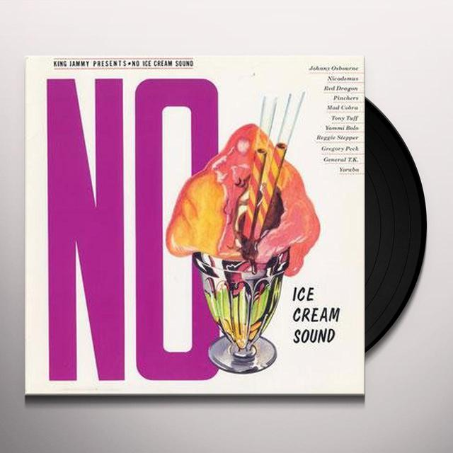 NO ICE CREAM SOUND / VARIOUS Vinyl Record