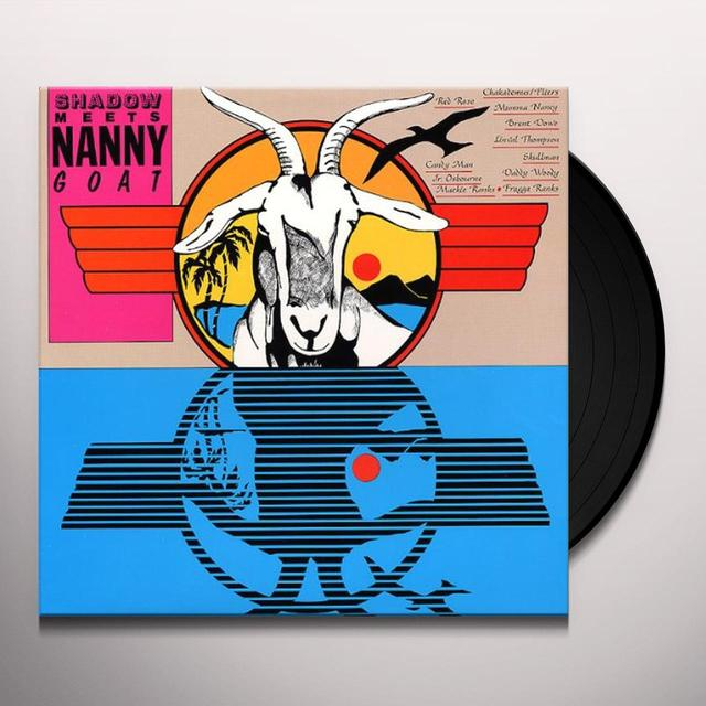 SHADOW MEETS NANNY GOAT / VARIOUS Vinyl Record