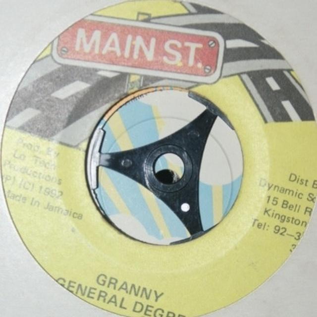 General Degree GRANNY (Vinyl)