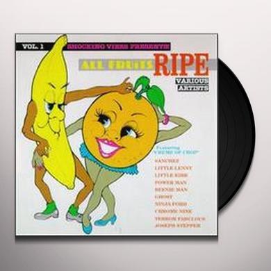 ALL FRUITS RIPE / VARIOUS Vinyl Record