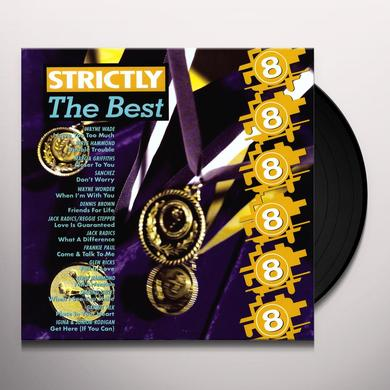 STRICTLY BEST 8 / VARIOUS Vinyl Record