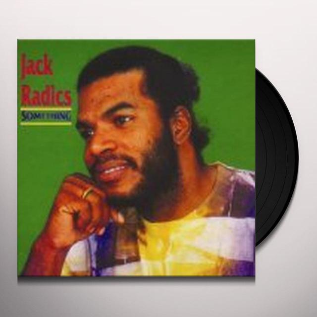 Jack Radics SOMETHING Vinyl Record