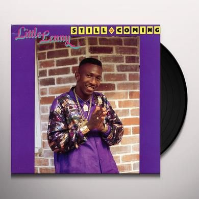 Little Lenny STILL COMING Vinyl Record