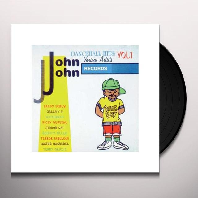 JOHN JOHN DANCEHALL 1 / VARIOUS Vinyl Record
