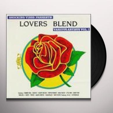 LOVERS BLEND 1 / VARIOUS Vinyl Record