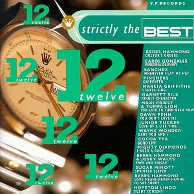 STRICTLY BEST 12 / VARIOUS Vinyl Record