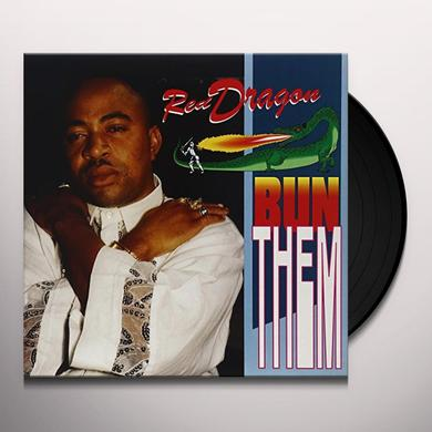 Red Dragon BUN THEM Vinyl Record