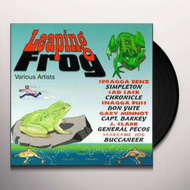 LEAPING FROG / VARIOUS Vinyl Record