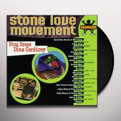 FROG DRESS INA CORDIROY / VARIOUS Vinyl Record