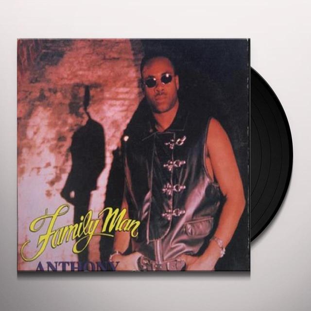 Red Rose FAMILY MAN Vinyl Record