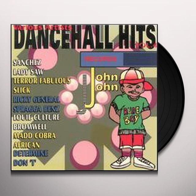 JOHN JOHN DANCEHALL / VARIOUS Vinyl Record