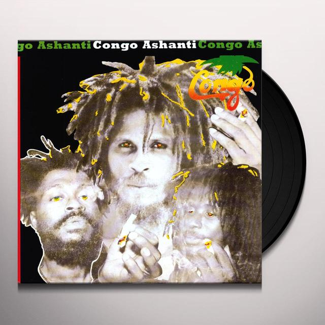 CONGOS ASHANTI Vinyl Record