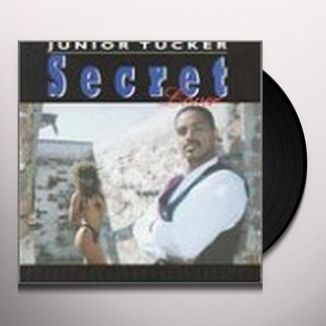 Junior Tucker SECRET LOVER Vinyl Record