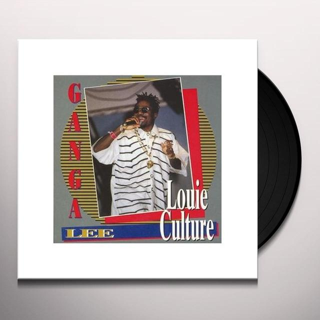 Louie Culture GANGA LEE Vinyl Record