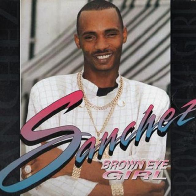 Sanchez BROWN EYE GIRL Vinyl Record