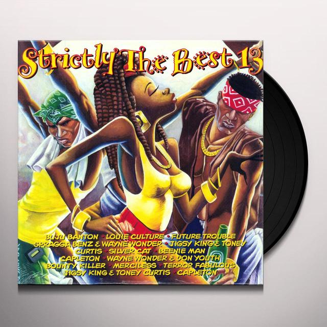 STRICTLY BEST 13 / VARIOUS (Vinyl)
