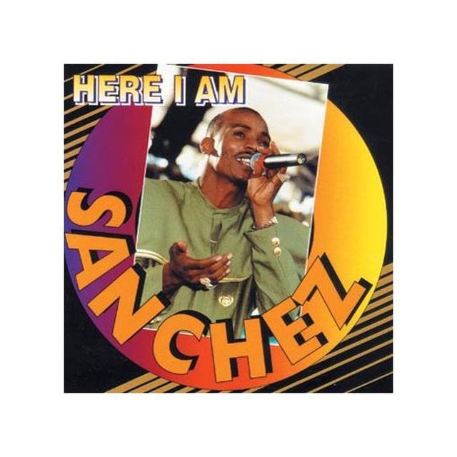 Sanchez HERE I AM Vinyl Record