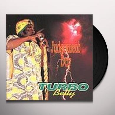Turbo Belly JUDGEMENT DAY Vinyl Record