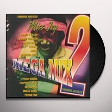 MISS IVY'S MEGA MIX / VARIOUS Vinyl Record