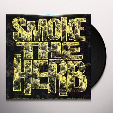 SMOKE THE HERB / VARIOUS Vinyl Record
