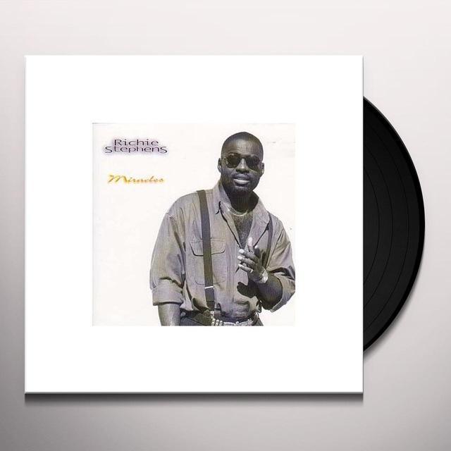Richie Stephens MIRACLES Vinyl Record