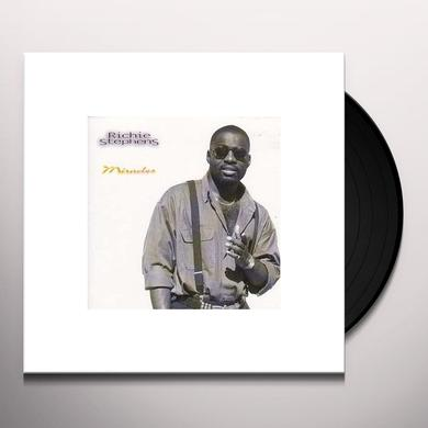 Richie Stephens MIRACLES Vinyl Record