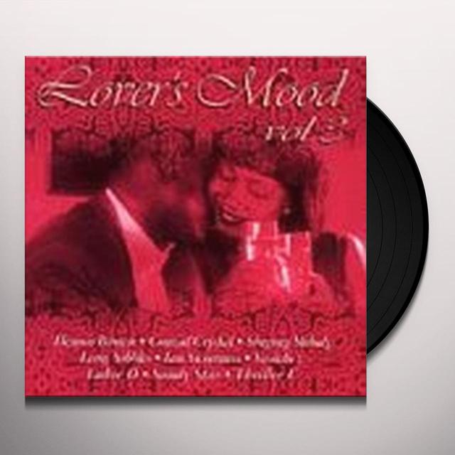 LOVER'S MOOD 3 / VARIOUS Vinyl Record