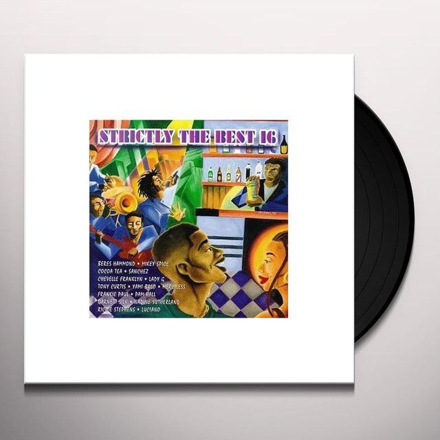 STRICTLY BEST 16 / VARIOUS Vinyl Record