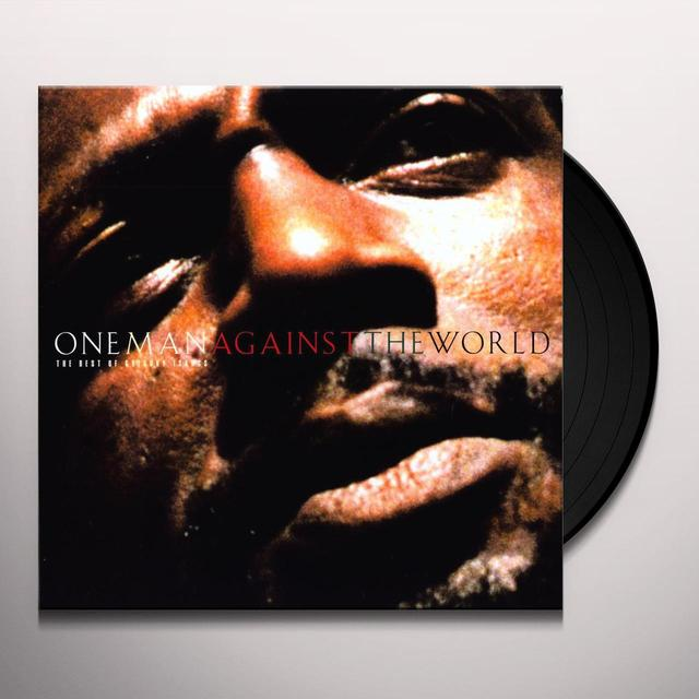 Gregory Isaacs ONE MAN AGAINST THE WORLD Vinyl Record