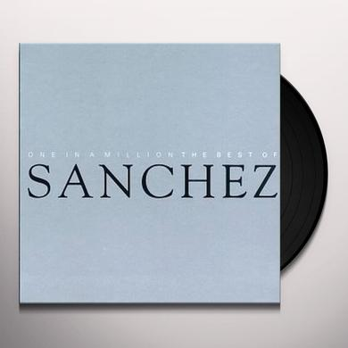 Sanchez ONE IN A MILLION Vinyl Record