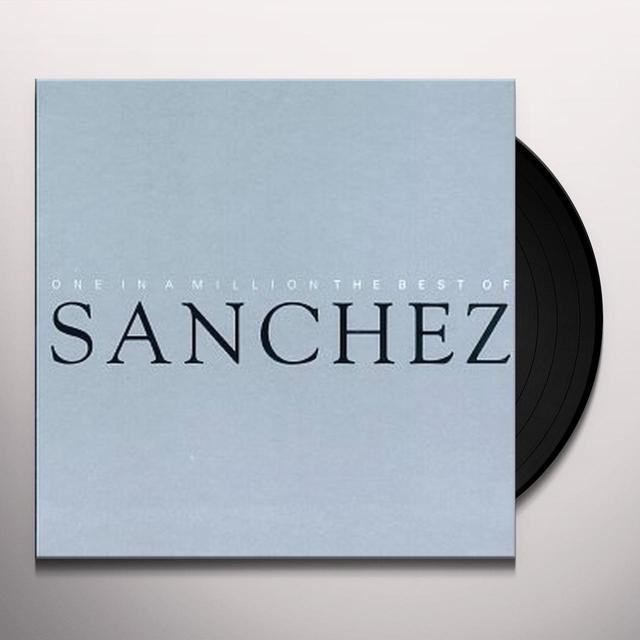 Sanchez ONE IN A MILLION Vinyl Record
