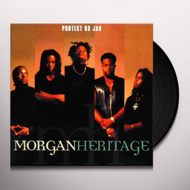 Morgan Heritage PROJECT US JAH Vinyl Record