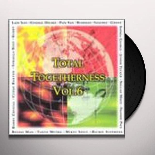 TOTAL TOGETHERNESS 6 / VARIOUS Vinyl Record