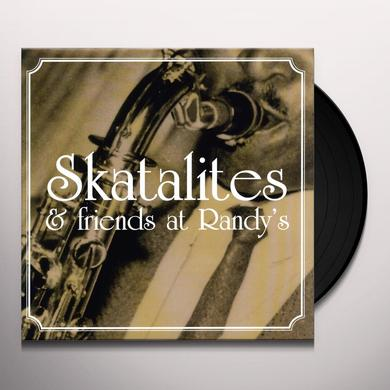 SKATALITES & FRIENDS AT RANDY'S / VARIOUS Vinyl Record