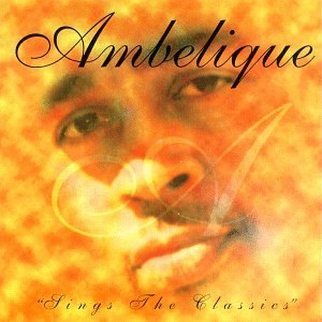 Ambelique SINGS THE CLASSICS Vinyl Record