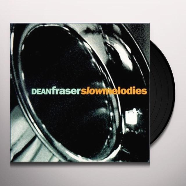 Dean Fraser SLOW MELODIES Vinyl Record
