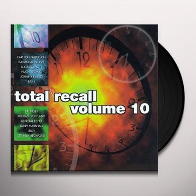 TOTAL RECALL 10 / VARIOUS Vinyl Record