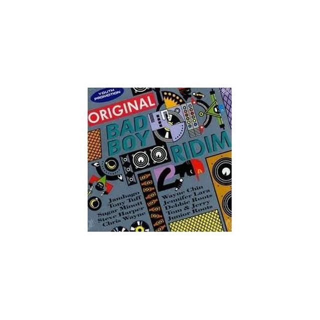 ORIGINAL BAD BOY / VARIOUS Vinyl Record