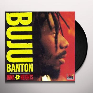 Buju Banton INNA HEIGHTS Vinyl Record